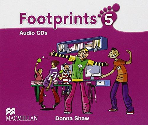 9780230012332: FOOTPRINTS 5 CD CLASS