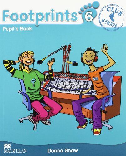 Footprints 6 Pupil s Book (Paperback): Donna Shaw