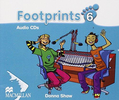9780230012417: Footprints 6 Audio CDs