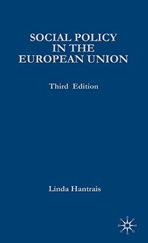 9780230013087: Social Policy in the European Union, Third Edition
