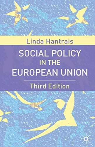 9780230013094: Social Policy in the European Union, Third Edition