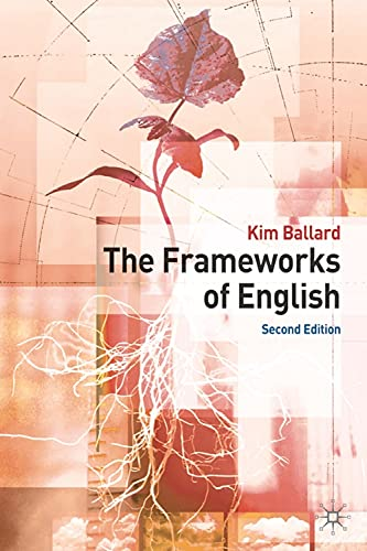 9780230013131: The Frameworks of English: Introducing Language Structures