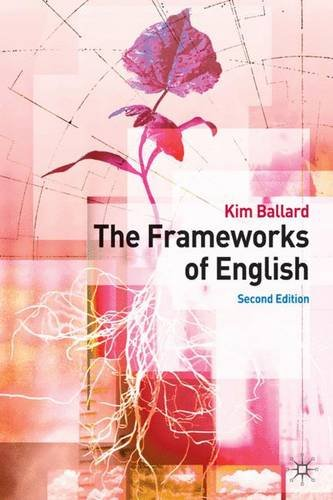 9780230013148: The Frameworks of English: Introducing Language Structures