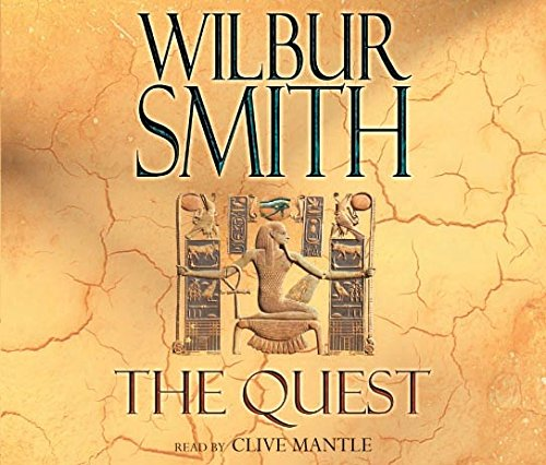 9780230013780: The Quest (The Egyptian Novels)