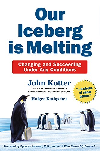 9780230014121: Our Iceberg Is Melting: Changing and Succeeding Under Any Conditions