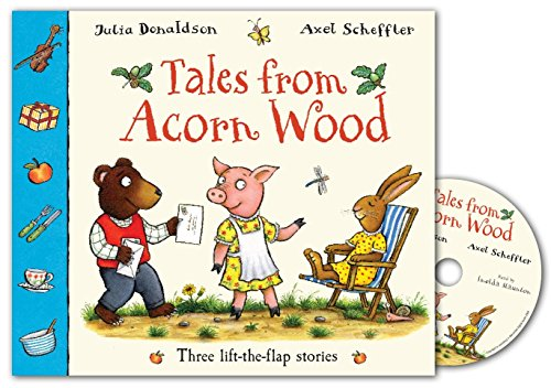 9780230014275: Tales From Acorn Wood Book and CD Pack