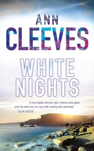 9780230014459: White Nights (Shetland)