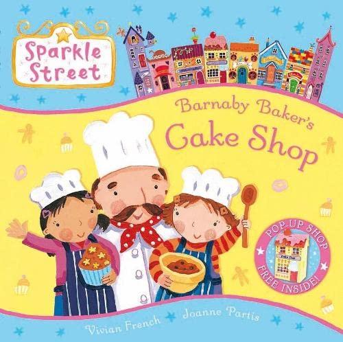 9780230014633: Sparkle Street: Barnaby Baker's Cake Shop