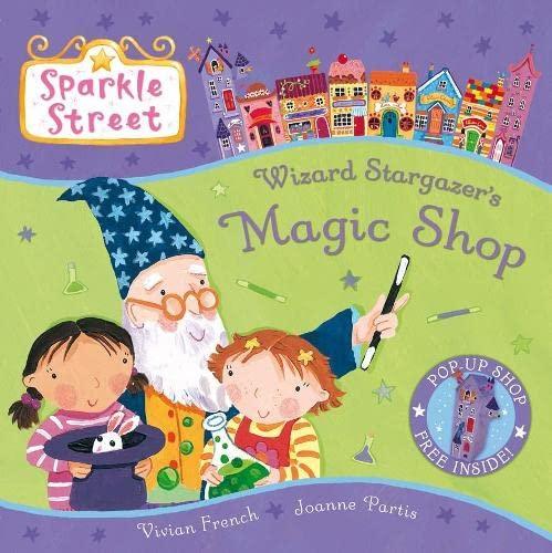 9780230014664: Sparkle Street: Wizard Stargazer