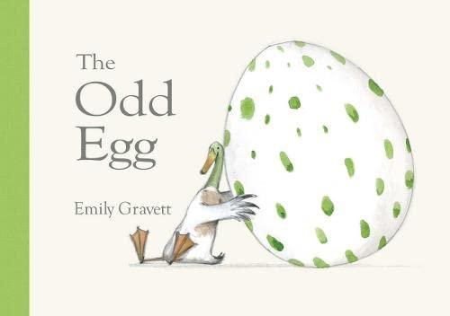 9780230014916: The Odd Egg