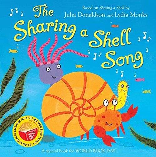 9780230014954: Sharing a Shell Song Book x 25: The Sharing a Shell Song: 1