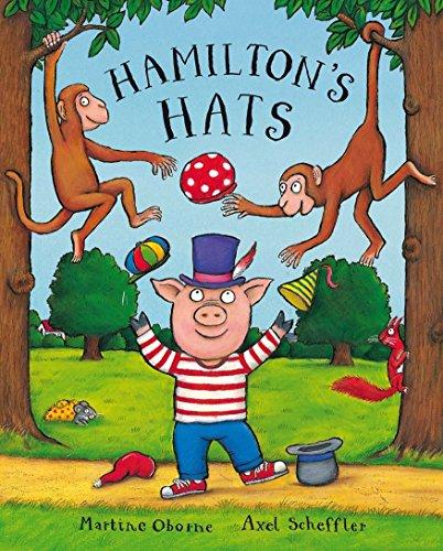 9780230015319: Hamilton's Hats