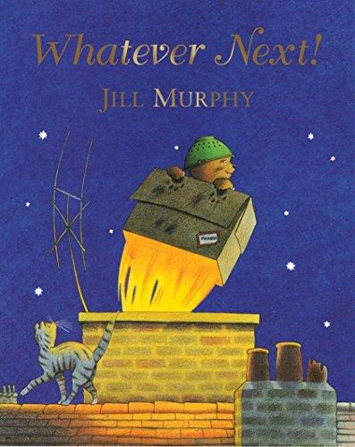 9780230015470: Whatever Next!. Jill Murphy