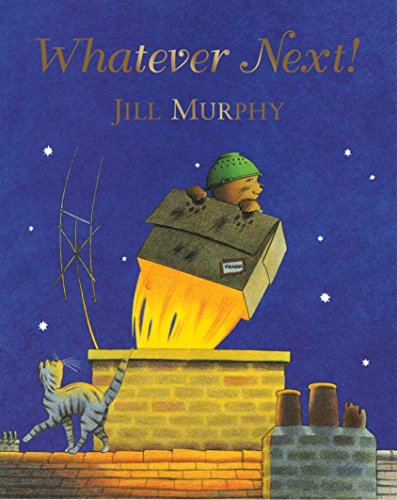 9780230015470: Whatever Next!. Jill Murphy