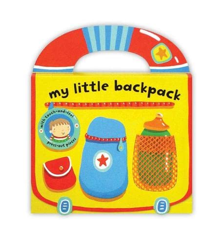 9780230015654: My Little Bag Books: My Little Backpack
