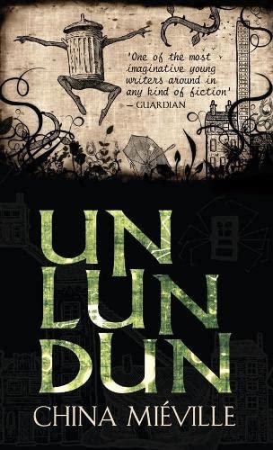 9780230015869: +Un Lun Dun