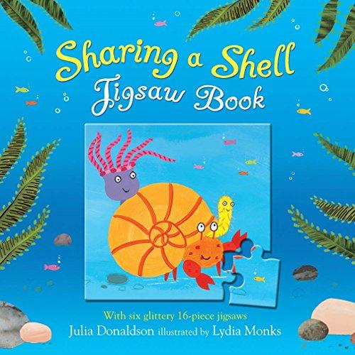 9780230016408: Sharing a Shell Jigsaw Book