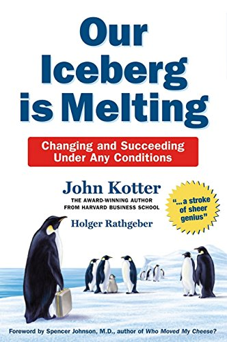 9780230016859: Our Iceberg is Melting: Changing and Succeeding Under Any Conditions
