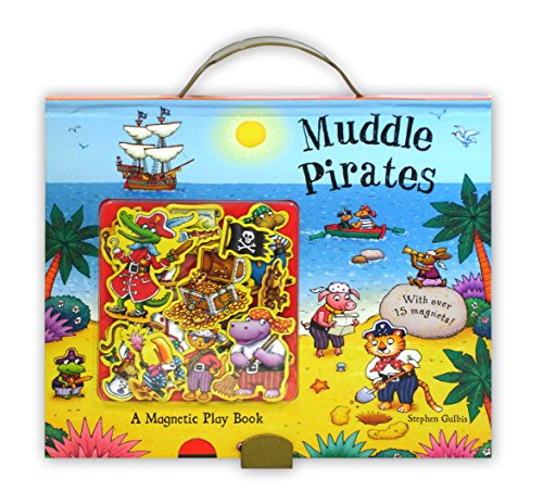 9780230017115: Muddle Pirates (Magnetic Play Book)