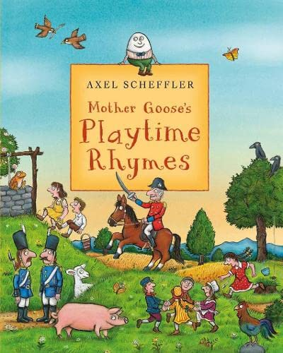 9780230018136: Mother Goose's Playtime Rhymes (Mother Goose's Rhymes)