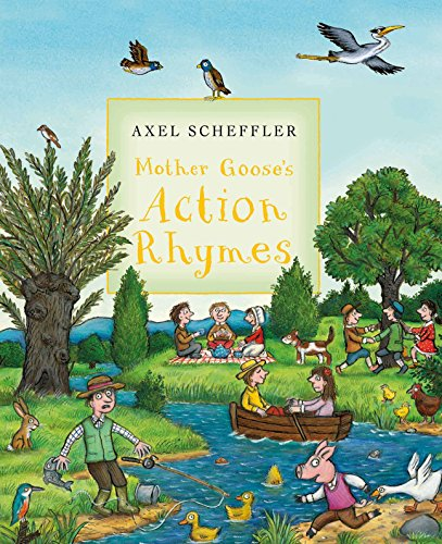 9780230018143: Mother Goose's Action Rhymes