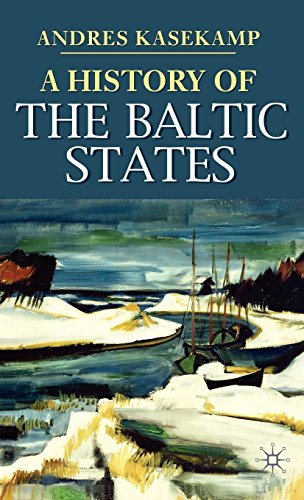 9780230019409: A History of the Baltic States