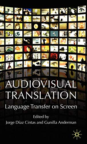 9780230019966: Audiovisual Translation: Language Transfer on Screen