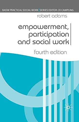 9780230019997: Empowerment, Participation and Social Work (Practical Social Work Series)