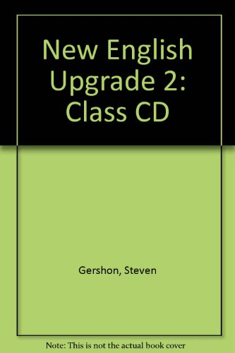 9780230020375: New English Upgrade 2: Class CD