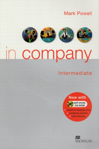 9780230020580: In Company Intermediate Student's Book (+ CD-ROM)