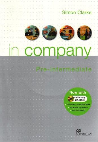 9780230020603: In Company Pre-intermediate