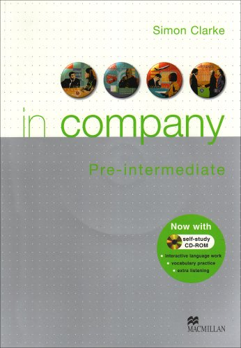 9780230020603: In Company Pre-intermediate