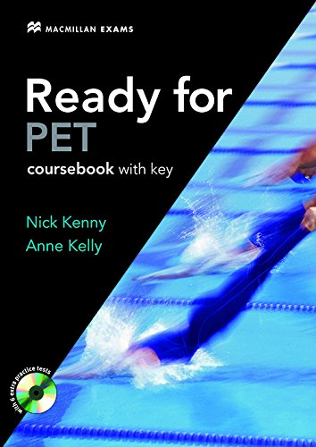 9780230020719: READY FOR PET Sb Pk +Key Exam Dic 2007: Student's Book