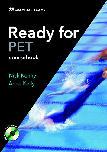 9780230020733: New ready for PET. Student's book. Without key. Per le Scuole superiori. Con CD-ROM