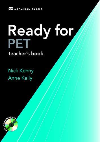 9780230020740: Ready for Pet. Teacher's Book