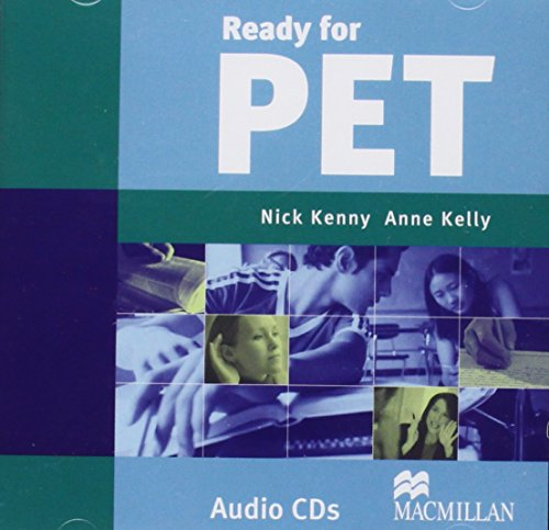 Ready For PET. Class  CD: Audio Class CD: Kenny, Nick