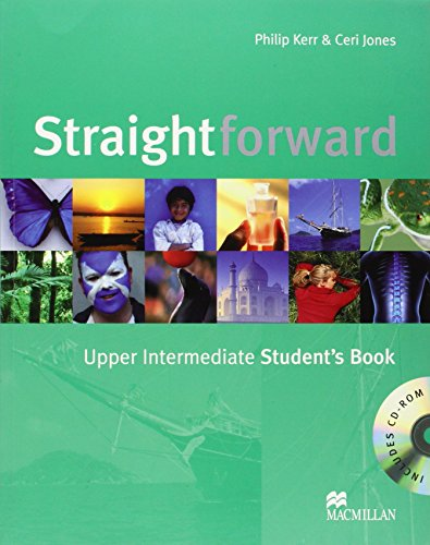 9780230020801: Straightforward - Student Book - Upper Intermediate - With CD Rom