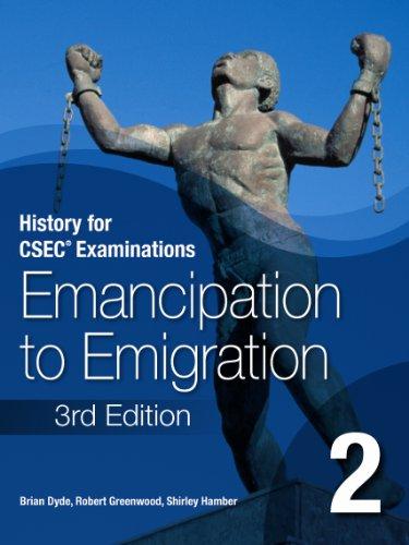 9780230020894: History for CSEC Examinations: Emancipation to Emigration Book 2