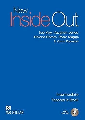 9780230020979: New inside out intermediate (teacher's book+CD): Teachers Book and Test CD