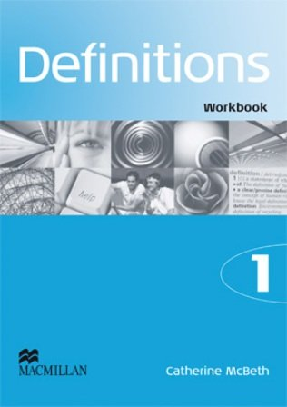 9780230021051: DEFINITIONS 1 Wb Pack Cast