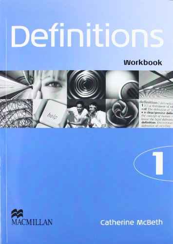 9780230021174: DEFINITIONS 1 Wb Pack Cat