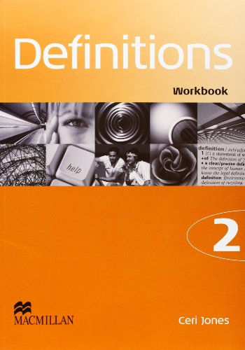 9780230021235: DEFINITIONS 2 Wb Pack Eng