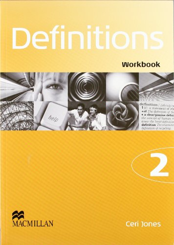 9780230021334: DEFINITIONS 2 Wb Pack Cast