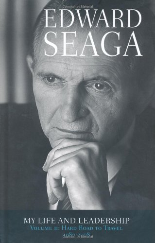 9780230021648: Edward Seaga - My Life & Leadership: Hard Road to Travel 1980 - 2008 v. 2