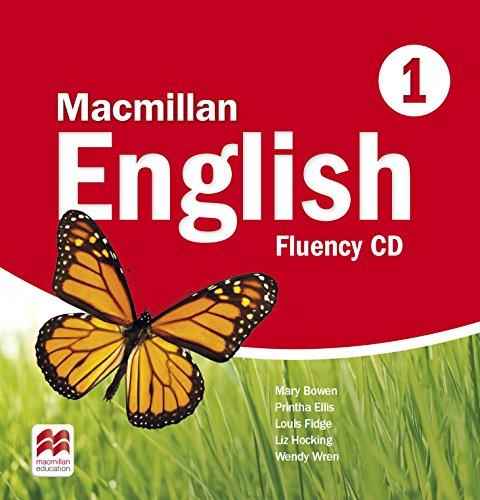 9780230022812: Macmillan English 1 Fluency Book Audio CD (1)