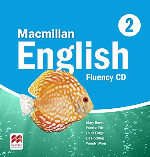 9780230022836: Macmillan English 2: Fluency Audio CD
