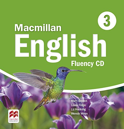 Macmillan English 3 Fluency CDx1 (9780230022850) by [???]