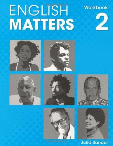 9780230023680: English Matters (Caribbean) Level 2: Workbook