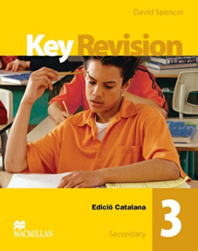 9780230024021: KEY REVISION 3 pack Catalan edition
