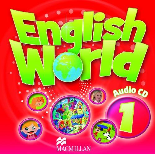 9780230024502: English World 1: Audio CD